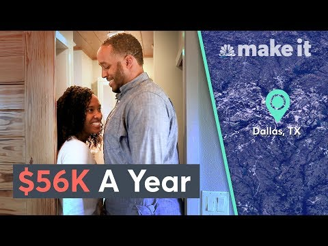 Living On $56K In Dallas Before Coronavirus Unemployment | Millennial Money