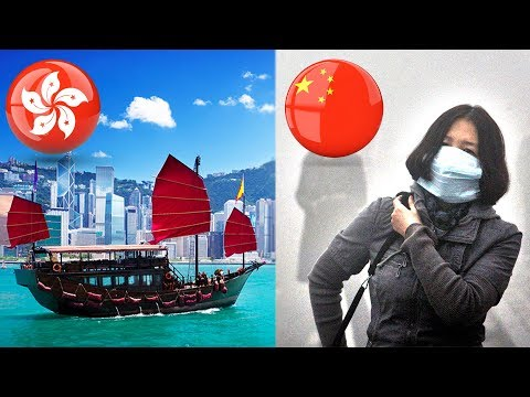 Is HONG KONG Really Just a BETTER Version of CHINA?