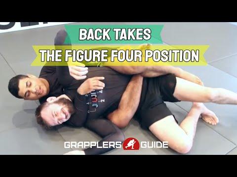 JT Torres - Back Take - The Figure Four Back Position - BJJ