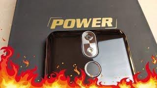 ВСЕ ФИШКИ CUBOT Power! Мощная батарея и память на 128Гб + Андроид 8.1. Пользовательский ОБЗОР.
