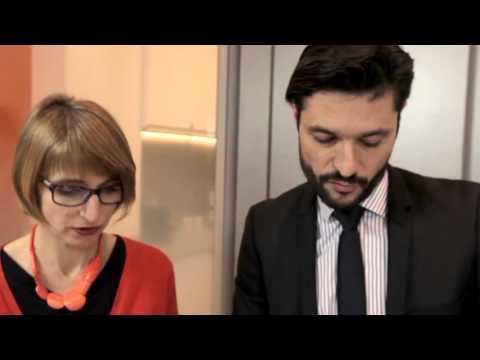 Création de l'agence Union de Crédit Immobilier Paris 18