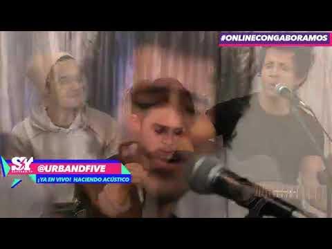 Urband5 - Te quiero más y the one - Say yeah