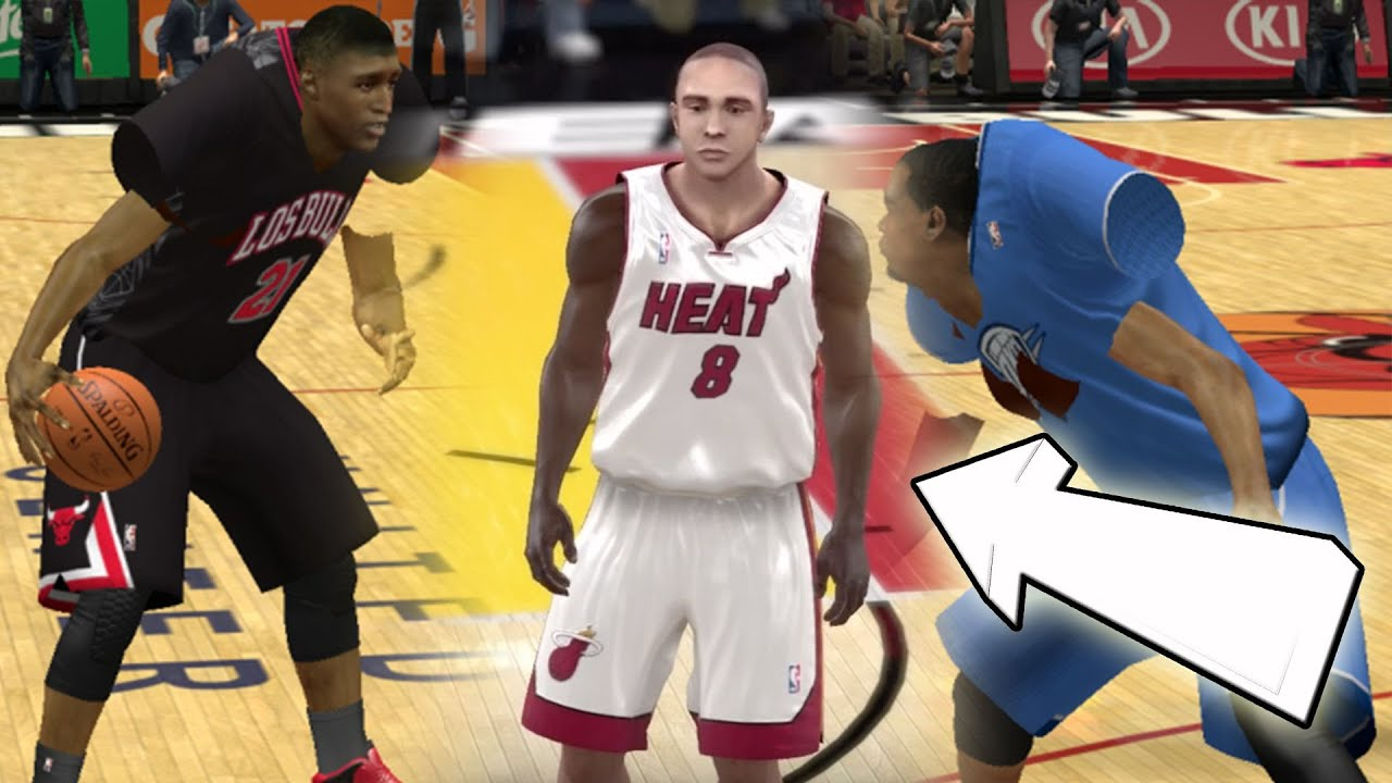 THE CRINGIEST PLAYERS IN NBA 2K HISTORY! image
