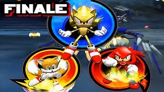 Let's Play Sonic Heroes - Last Story - FINALE