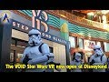 The Void Star Wars: Secrets of the Empire Grand Opening at Disneyland California