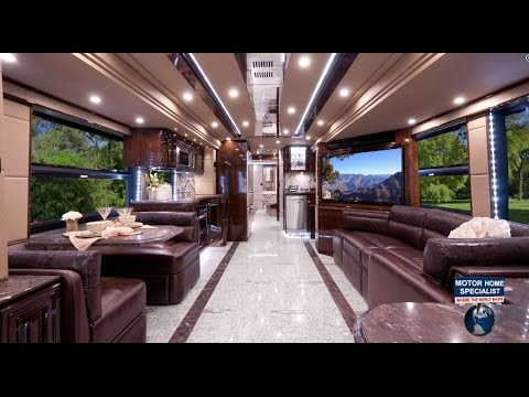 2.2 Million Outlaw Luxury Prevost RV At MHSRV.com