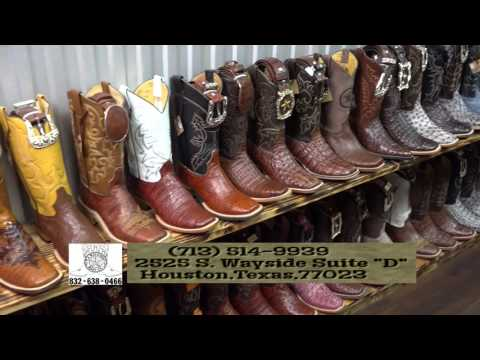 LA HACIENDA BOOTS CO