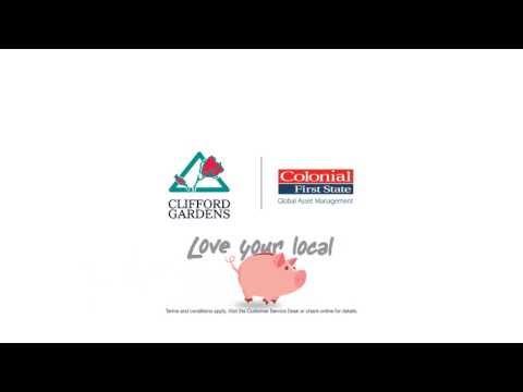 Clifford Gardens 'Buy-smart' campaign ad