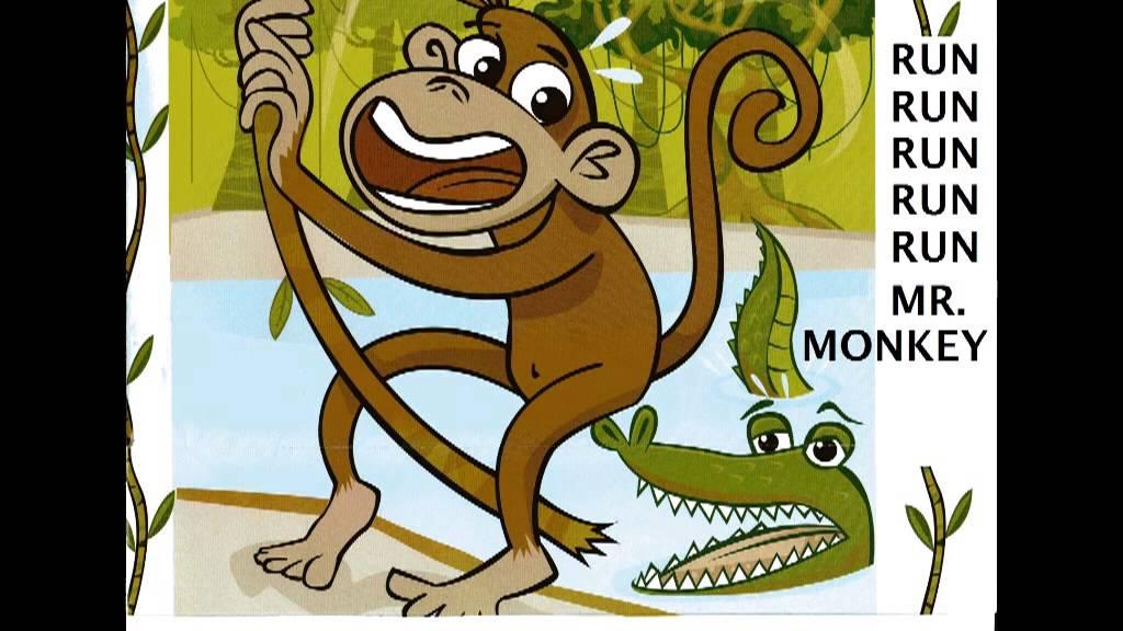 Monsieur crocodile