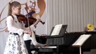 Данкля.Вариации на тему Беллини. Dancla. Variations on a theme by Bellini