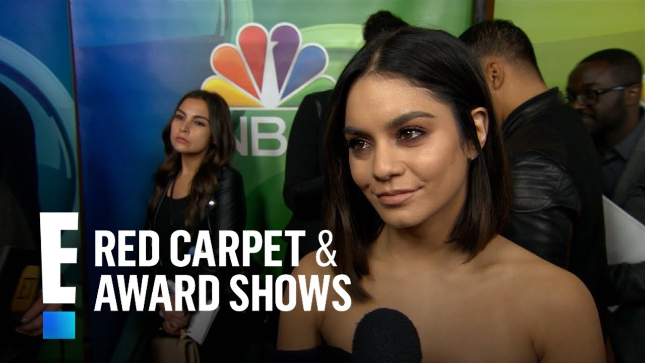 Vanessa hudgens dishes on dc comics series powerless e red carpet award shows youtube - Watch e red carpet online ...