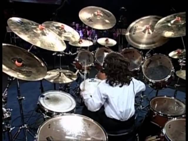 """Julian Pavone, """"The World's Youngest Drummer!""""® WADL TV Detroit Performs """"Caught Up"""""""