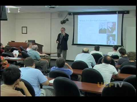 Goldman Lecture Series - Extra Dimensions
