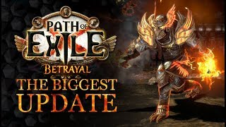 Path of Exile Betrayal - Dear Diablo Players - Overview And Impressions