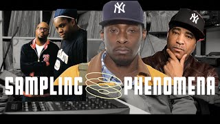 The low-pass filter technique that shaped 90s east coast hip-hop | Sampling Phenomena