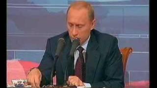 В.Путин.3 Ежегодная большая пресс-конференция (Putin) Part 11