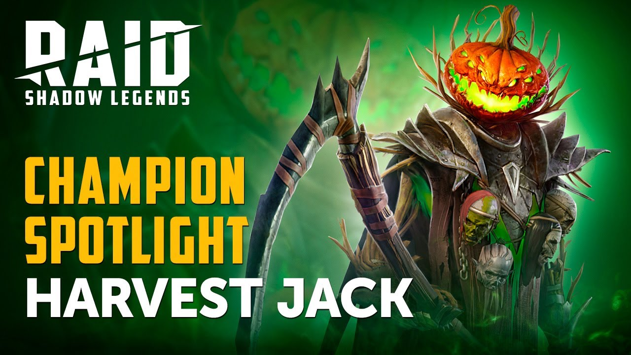 RAID: Shadow Legends | Champion Spotlight | Harvest Jack