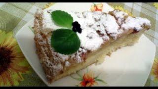 Ням - нямки : ароматный яблочно - грушевый пирог!!!