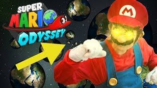 10 SECRET Areas You Can't Access in Mario Odyssey!