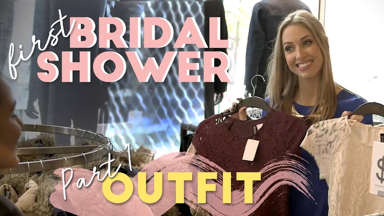 bridal shower outfits with rachhloves
