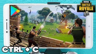 IN THE SAME STYLE!! THE 5 FANTASTIC PRINTS of FORTNITE for ANDROID PHONE at PLAY STORE-DOWNLOADS