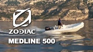 Zodiac Medline 500 | Rigid Inflatable Boats (RIB)