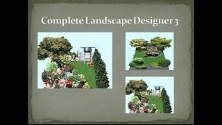 Какие существую компьютерные программы для создания дизайн-проектов сада. 4 урок