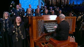 Carol of the Bells - Richard Elliott Organ w/ the Bells on Temple Square