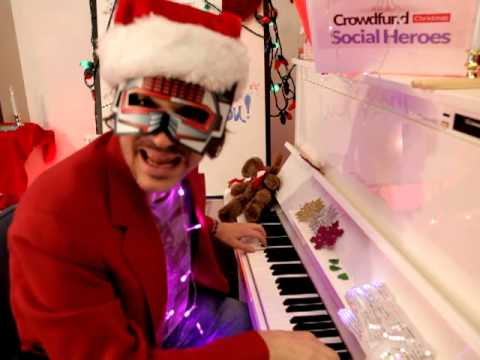 Alien Christmas Song for Brick  Crowdfund Christmas
