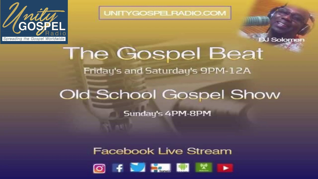The Gospel Beat with DJ Solomon-Feb 2,2019