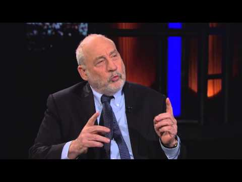 Real Time with Bill Maher: Joseph Stiglitz - Iraq's Opportunity Cost (HBO)