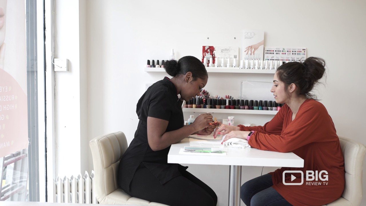 acacia beauty bar a beauty salon in london for manicure