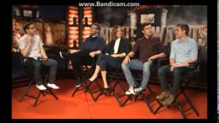 Zac Efron, Dave Franco, Seth Rogen and Rose Byrne - Takeover MTV