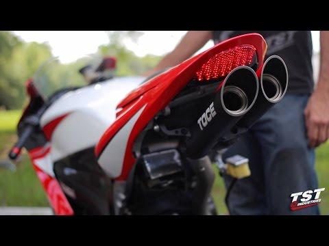 Ultimate Exhaust Sound 2007-2012 CBR600RR : Toce, Honda OEM, Leo Vince, Yoshimura