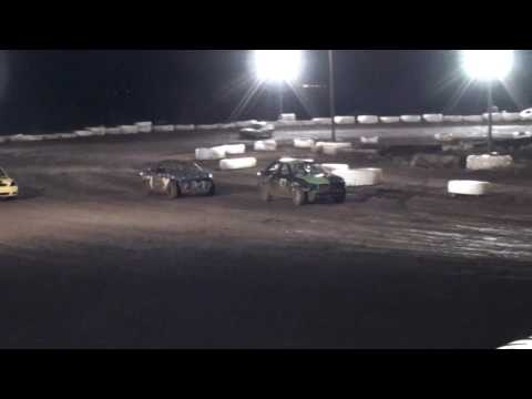 9/2/16 Trophy Dash 4-Cyl Bombers Paradise Speedway Maui