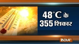 Temperature is Boiling at 48 Degrees Celsius Across India - India TV