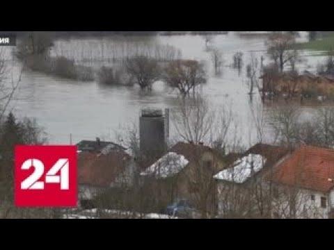 В ожидании большой воды: Россия готовится к паводку - Россия 24