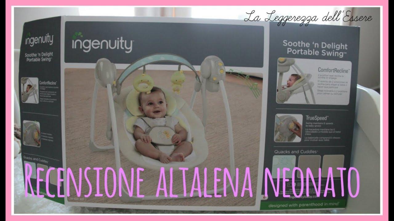 Other Sdraietta Ingenuity Pulcino Neonato Bambino Crazy Price