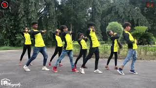 Fire song Dance choreography