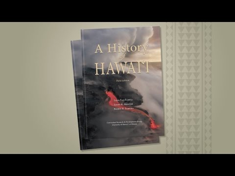 A History of Hawaii Third Edition book presentation