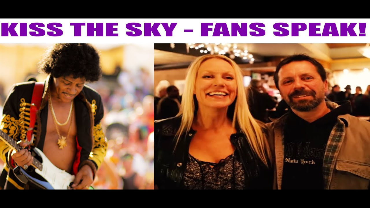 Kiss The Sky Hendrix Tribute Hi
