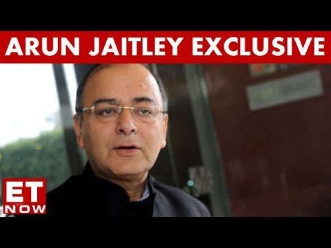 Finance Minister Arun Jaitley's First Interview Post Big Bank Reset