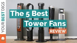 Best Tower Fan Review