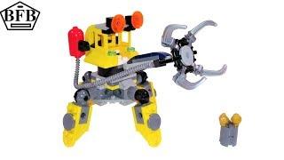 Lego Creator 31090 | Unterwasser-Roboter | Underwater Robot | Lego Speed Build Review | Modell C