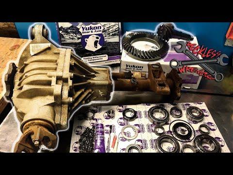 GM 9.25 IFS Gear Swap DIY – Reckless Wrench Garage