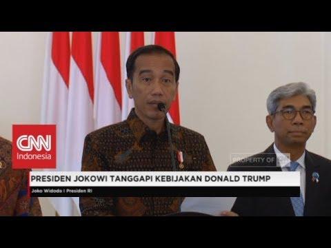 Jokowi: Indonesia Kecam Keras Pengakuan AS Terhadap Yerusalem