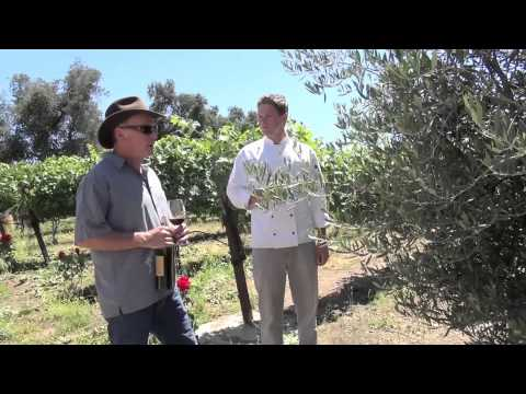 Milagro Farms Winery & Chef Jeremy Manley