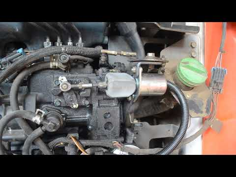Bobcat S Series S185 Fuel Solenoid And Relay Trouble