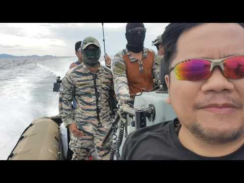 On-board with Philippine Navy Special Warfare Group at Celebes Sea - Schadow1 Expeditions