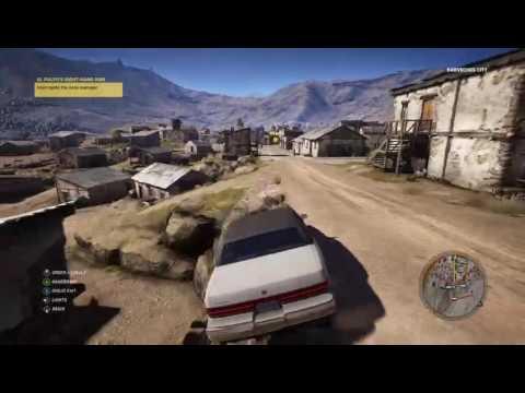 Ghost Recon Wildlands Part 7[] Robbing A Bank